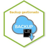 Backup gestionado